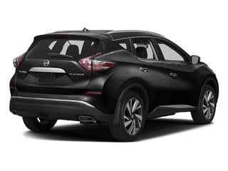 Magnetic Black Metallic 2015 Nissan Murano Pictures Murano Utility 4D Platinum 2WD V6 photos rear view