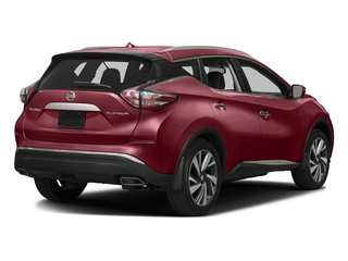 Cayenne Red Metallic 2015 Nissan Murano Pictures Murano Utility 4D Platinum 2WD V6 photos rear view