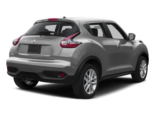 Brilliant Silver 2015 Nissan JUKE Pictures JUKE Utility 4D NISMO 2WD I4 Turbo photos rear view