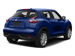 Cosmic Blue 2015 Nissan JUKE Pictures JUKE Utlity 4D SV 2WD I4 Turbo photos rear view