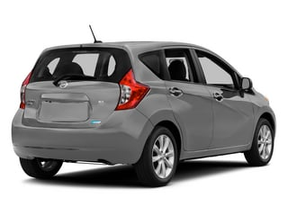 Brilliant Silver Metallic 2015 Nissan Versa Note Pictures Versa Note Hatchback 5D Note S Plus I4 photos rear view