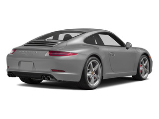 GT Silver Metallic 2015 Porsche 911 Pictures 911 2 Door Coupe photos rear view
