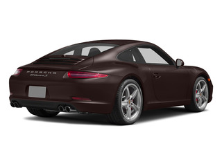 Mahogany Metallic 2015 Porsche 911 Pictures 911 2 Door Coupe photos rear view