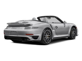 GT Silver Metallic 2015 Porsche 911 Pictures 911 Cabriolet 2D S AWD H6 Turbo photos rear view