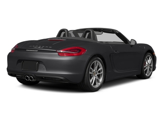 Black 2015 Porsche Boxster Pictures Boxster Roadster 2D GTS H6 photos rear view
