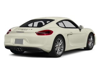 Carrara White Metallic 2015 Porsche Cayman Pictures Cayman Coupe 2D GTS H6 photos rear view