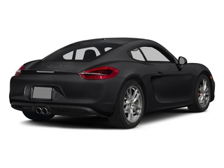 Black 2015 Porsche Cayman Pictures Cayman Coupe 2D GTS H6 photos rear view