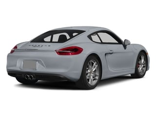 Rhodium Silver Metallic 2015 Porsche Cayman Pictures Cayman Coupe 2D GTS H6 photos rear view