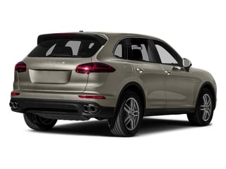 Palladium Metallic 2015 Porsche Cayenne Pictures Cayenne Utility 4D S V6 e-Hybrid AWD photos rear view