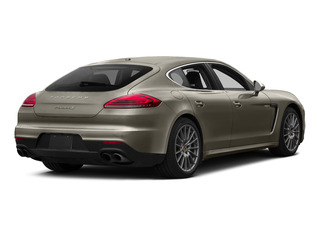 Palladium Metallic 2015 Porsche Panamera Pictures Panamera Hatchback 4D S e-Hybrid V6 photos rear view