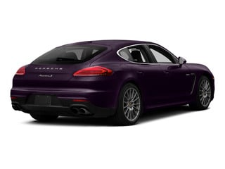 Amethyst Metallic 2015 Porsche Panamera Pictures Panamera Hatchback 4D S e-Hybrid V6 photos rear view