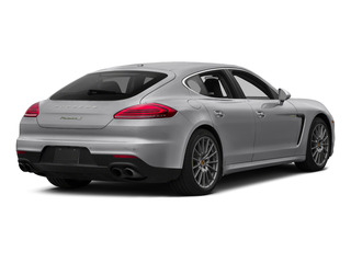 GT Silver Metallic 2015 Porsche Panamera Pictures Panamera Hatchback 4D S e-Hybrid V6 photos rear view