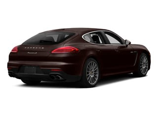 Mahogany Metallic 2015 Porsche Panamera Pictures Panamera Hatchback 4D S e-Hybrid V6 photos rear view