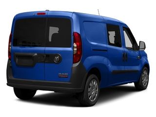 Blue Night Metallic 2015 Ram Truck ProMaster City Wagon Pictures ProMaster City Wagon Passenger Van photos rear view