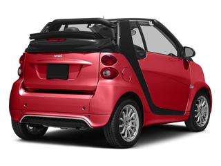 Rally Red 2015 smart fortwo Pictures fortwo Convertible 2D Passion I3 photos rear view