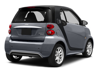 Gray Matte 2015 smart fortwo electric drive Pictures fortwo electric drive Coupe 2D Electric photos rear view