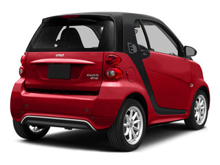 Rally Red 2015 smart fortwo electric drive Pictures fortwo electric drive Coupe 2D Electric photos rear view