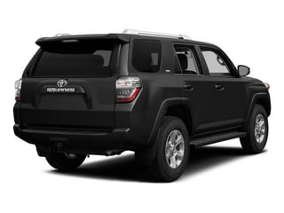 Attitude Black Metallic 2015 Toyota 4Runner Pictures 4Runner Utility 4D Trail Edition 4WD V6 photos rear view