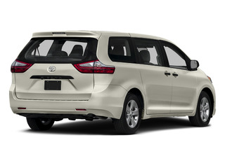 Blizzard Pearl 2015 Toyota Sienna Pictures Sienna Wagon 5D Limited AWD V6 photos rear view
