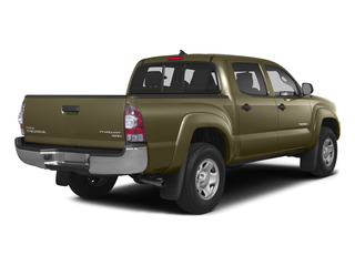 Pyrite Mica 2015 Toyota Tacoma Pictures Tacoma PreRunner 2WD I4 photos rear view