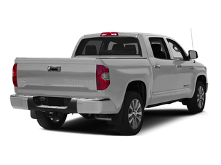 Silver Sky Metallic 2015 Toyota Tundra 4WD Truck Pictures Tundra 4WD Truck Limited CrewMax 4WD photos rear view