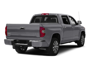 Magnetic Gray Metallic 2015 Toyota Tundra 4WD Truck Pictures Tundra 4WD Truck Limited CrewMax 4WD photos rear view