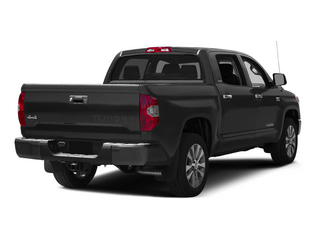 Attitude Black Metallic 2015 Toyota Tundra 4WD Truck Pictures Tundra 4WD Truck Limited CrewMax 4WD photos rear view