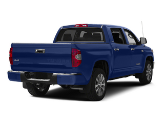 Blue Ribbon Metallic 2015 Toyota Tundra 4WD Truck Pictures Tundra 4WD Truck Limited CrewMax 4WD photos rear view
