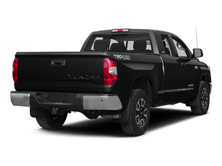 Black 2015 Toyota Tundra 4WD Truck Pictures Tundra 4WD Truck SR5 Double Cab 4WD photos rear view