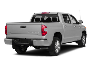 Silver Sky Metallic 2015 Toyota Tundra 2WD Truck Pictures Tundra 2WD Truck 1794 Edition Crew Cab 2WD photos rear view