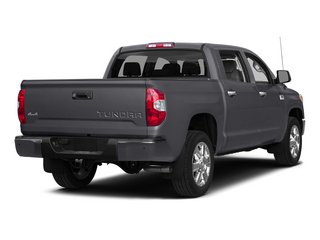 Magnetic Gray Metallic 2015 Toyota Tundra 2WD Truck Pictures Tundra 2WD Truck 1794 Edition Crew Cab 2WD photos rear view