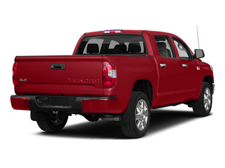 Barcelona Red Metallic 2015 Toyota Tundra 2WD Truck Pictures Tundra 2WD Truck 1794 Edition Crew Cab 2WD photos rear view