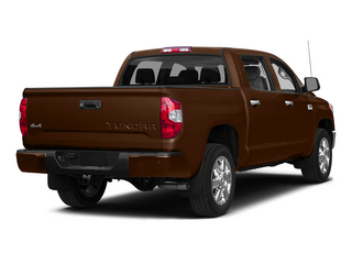 Sunset Bronze Mica 2015 Toyota Tundra 2WD Truck Pictures Tundra 2WD Truck 1794 Edition Crew Cab 2WD photos rear view