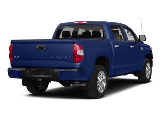 Blue Ribbon Metallic 2015 Toyota Tundra 2WD Truck Pictures Tundra 2WD Truck 1794 Edition Crew Cab 2WD photos rear view