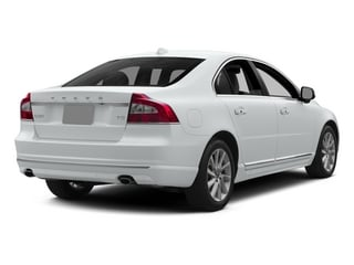 Crystal White Pearl 2015 Volvo S80 Pictures S80 Sedan 4D T6 Platinum AWD Turbo photos rear view
