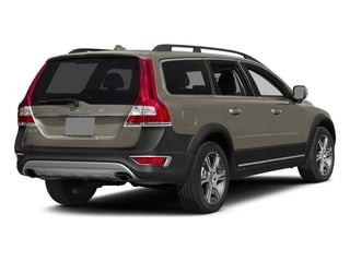 Seashell Metallic 2015 Volvo XC70 Pictures XC70 Wagon 4D T6 Platinum AWD Turbo photos rear view