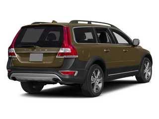 Twilight Bronze Metallic 2015 Volvo XC70 Pictures XC70 Wagon 4D T6 Platinum AWD Turbo photos rear view