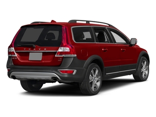 Flaminco Red Metallic 2015 Volvo XC70 Pictures XC70 Wagon 4D T6 Platinum AWD Turbo photos rear view