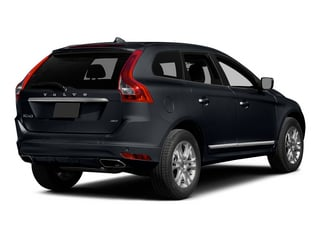 Black Sapphire Metallic 2015 Volvo XC60 Pictures XC60 Utility 4D T5 Platinum AWD I5 Turbo photos rear view