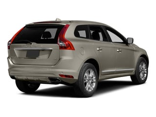 Seashell Metallic 2015 Volvo XC60 Pictures XC60 Utility 4D T5 Platinum AWD I5 Turbo photos rear view