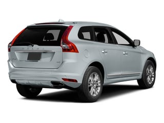 Ice White 2015 Volvo XC60 Pictures XC60 Utility 4D T5 Platinum AWD I5 Turbo photos rear view