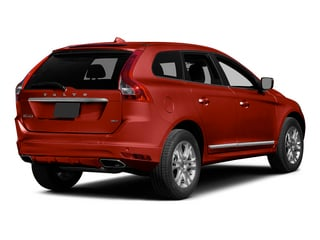 Flaminco Red Metallic 2015 Volvo XC60 Pictures XC60 Utility 4D T5 Platinum AWD I5 Turbo photos rear view