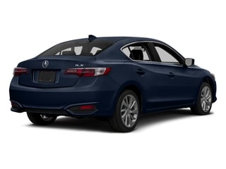 Catalina Blue Pearl 2016 Acura ILX Pictures ILX Sedan 4D Premium I4 photos rear view