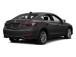Graphite Luster Metallic 2016 Acura ILX Pictures ILX Sedan 4D Premium I4 photos rear view