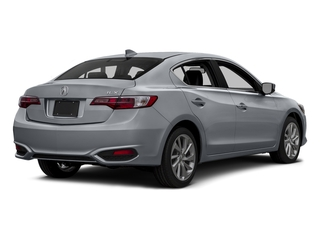 Slate Silver Metallic 2016 Acura ILX Pictures ILX Sedan 4D Premium I4 photos rear view