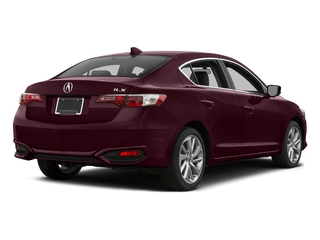 Basque Red Pearl II 2016 Acura ILX Pictures ILX Sedan 4D I4 photos rear view