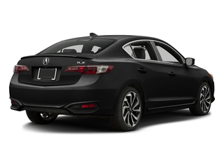 Crystal Black Pearl 2016 Acura ILX Pictures ILX Sedan 4D Premium A-SPEC I4 photos rear view