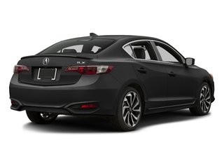 Graphite Luster Metallic 2016 Acura ILX Pictures ILX Sedan 4D Premium A-SPEC I4 photos rear view