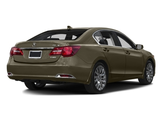 Gilded Pewter Metallic 2016 Acura RLX Pictures RLX Sedan 4D Technology V6 photos rear view