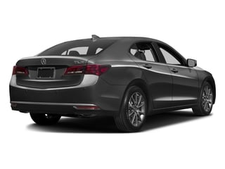 Graphite Luster Metallic 2016 Acura TLX Pictures TLX Sedan 4D Advance V6 photos rear view